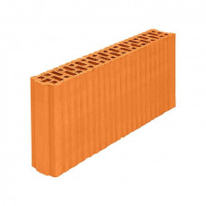 Porotherm 8, блок поризованный керамический