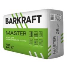 Клей плиточный BARKRAFT MASTER 25кг