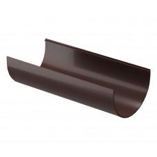 Желоб водосточный DOCKE PREMIUM 3,0 м шоколад