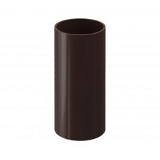 Труба водосточная DOCKE PREMIUM 3,0 м шоколад