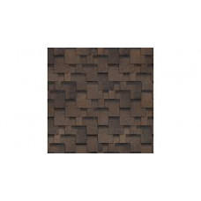 Гибкая черпица Финская-Аккорд Технониколь коричневый