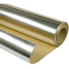 Фольга для бани на бумажной основе 12м2