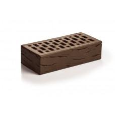 Кирпич облицовочный Шоколад Антик 1  НФ МАГМА
