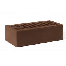 Кирпич облицовочный пустотелый Амстердам Премиум (шоколад) 1 НФ Альтаир