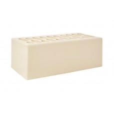 Кирпич облицовочный белый утолщенный 1,4 НФ завод Керамика Белебей