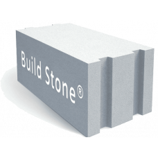 Газобетон BUILD STONE 600х100х250 перегородочный Уфа