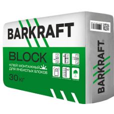 Клей BARKRAFT BLOCK 30кг