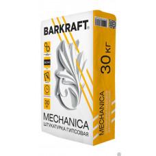 Штукатурка гипсовая BARKRAFT MECHANICA машинного нанесения