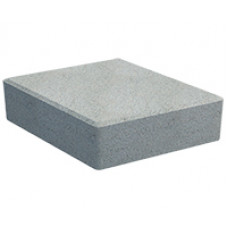 Плитка тротуарная Ромб Build Stone 1Р.7 Серая