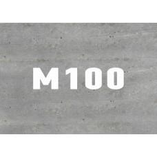 Бетон М100 B7,5