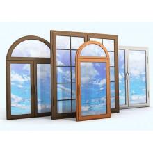 Окна в Кирпичном дворе